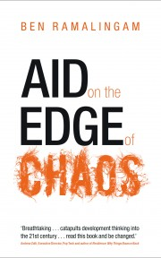 Aid Chaos book jacket