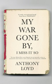 My War Gone By book jacket