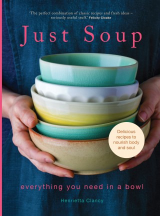 Just Soup cover