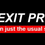 No Exit Press