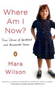 Mara Wilson Where I Am Now cover
